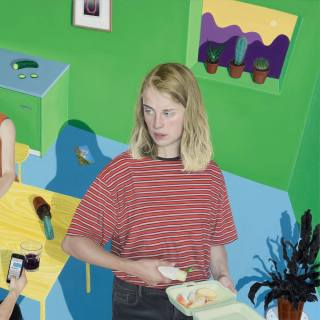 "News Added Feb 21, 2017 Marika Hackman is a British singer-songwriter who, in 2015, released her debut full length ""We Slept at Last"" after having released four EPs: ""Free Covers"", ""That Iron Taste"" and ""Sugar Blind"" (2013) and ""Deaf Heat"" (2014). ""I'm Not Your Man"", Marika's second album, artwork consists on a painting by Tristan […]"