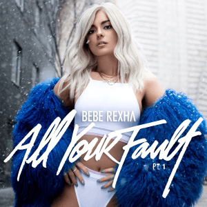 """News Added Feb 14, 2017 Debut album by American singer-songwriter Bebe Rexha well known from song """"Hey Mama"""" by David Guetta and Nicki Minaj. All Your Fault: Pt. 1. Bebe told that the first album will be released on February 17 and the second one in April. Both parts will be released in summer as […]"""