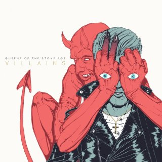 News Added Jun 14, 2017 Queens Of The Stone Age just announced a new album titled Villains by way of a video directed by Liam Lynch in which the band takes a polygraph test. The LP was produced in full by Mark Ronson, who is also featured in the video. A snippet of a new […]