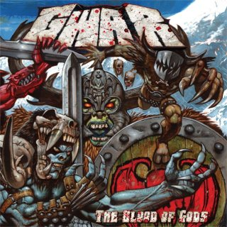 """News Added Aug 11, 2017 GWAR's first album since 2013's Battle Maximus, and the first since the passing of original vocalist Oderus Urungus. On October 20th, GWAR will release a new studio album entitled """"The Blood of Gods"""" via Metal Blade Records. """"The Blood of Gods"""" is nothing less than a sacred text chronicling the […]"""