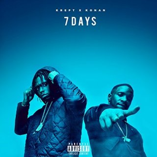"News Added Sep 26, 2017 Grime duo Krept & Konan have announced two new projects, ""7 Days"" & ""7 Nights"", which will both be released on October 20th, 2017, through Def Jam, Virgin EMI and Universal Music Group. Submitted By RTJ Source itunes.apple.com Track list: Added Sep 26, 2017 1. Champions League 2. Told You […]"