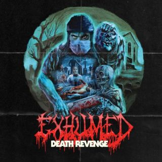 "News Added Oct 11, 2017 Dig in! Exhumed are ready to emerge from the studio with their sixth original studio album, a new disc they've titled Death Revenge. And, to further entice you, the band has also unleashed a new song called ""Defenders of the Grave"" that you can hear in the player above. As […]"