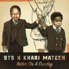 "News Added Oct 03, 2017 ""Better on a Sunday"" is a new album from Philadelphia rapper STS, produced entirely by Khari Mateen, which will be released on November 10th, 2017. Submitted By RTJ Source itunes.apple.com Track list: Added Oct 03, 2017 1. Better on a Sunday 2. Fake News (Make Love Great Again) 3. Happy […]"