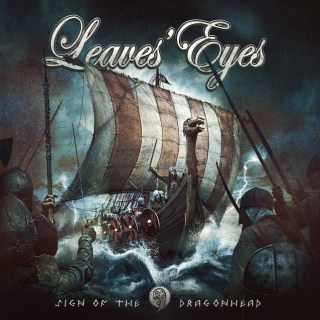 """News Added Nov 15, 2017 Leaves' Eyes new album, """"Sign Of The Dragonhead"""", will be released on January 12 via AFM Records. Produced by Alexander Krull at Mastersound Studio, the disc features cover artwork by Stefan Heilemann. Epic metal hymns, cracking rock songs, great choirs, powerful classical music, a top-notch production and magic melodies - […]"""
