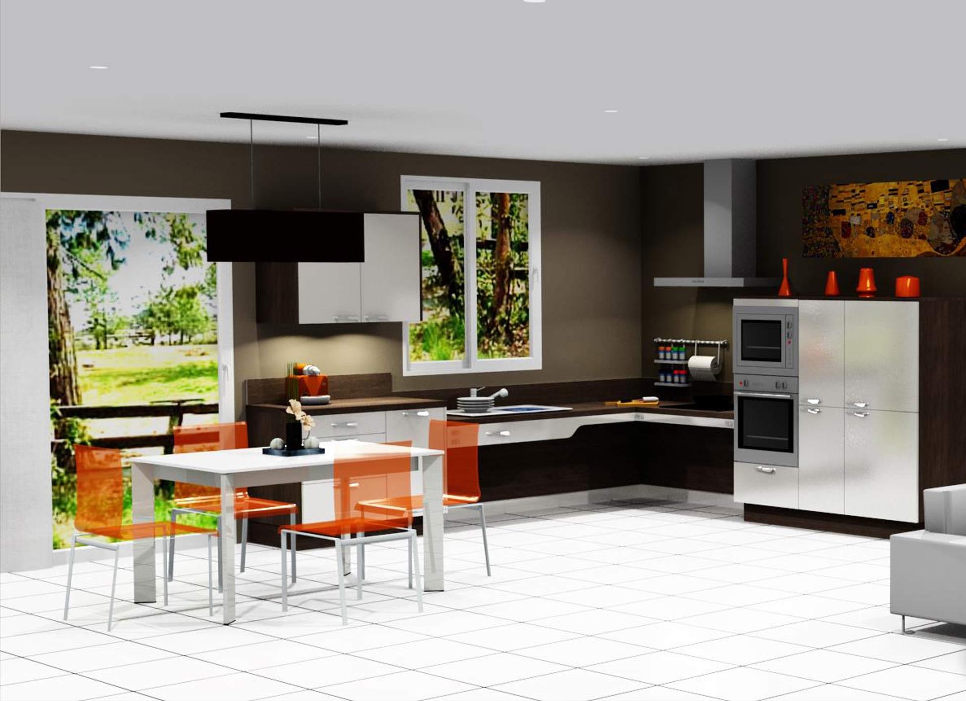 Deco Cuisine Design Cuisine Hasnae Com