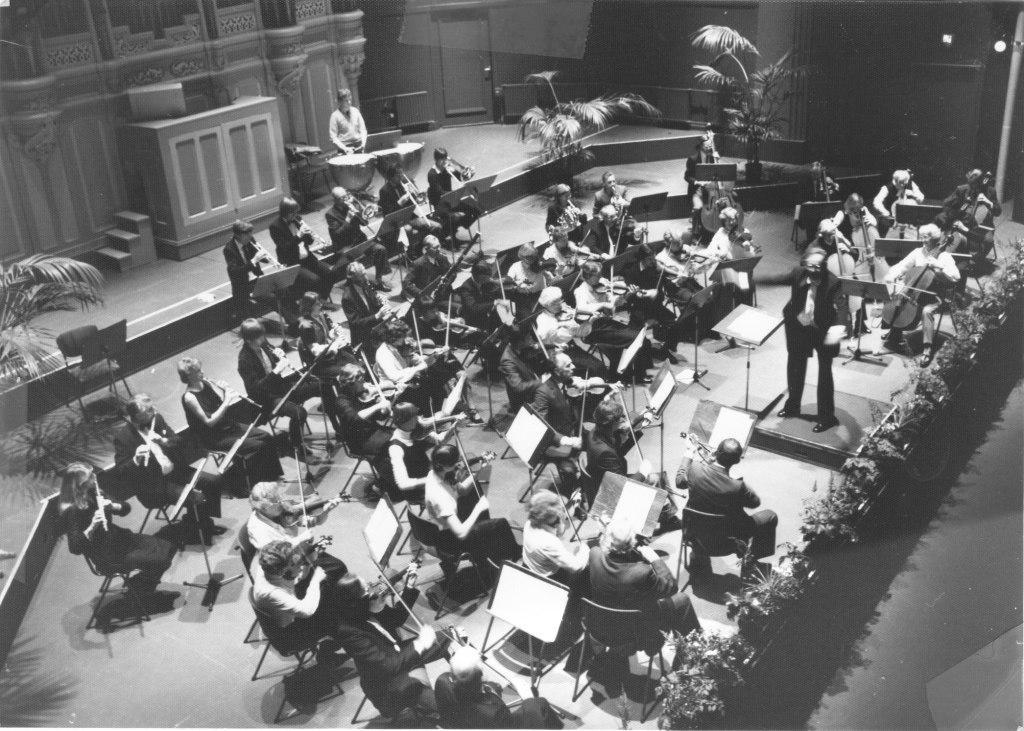 Jubileumconcert 09-11-1982