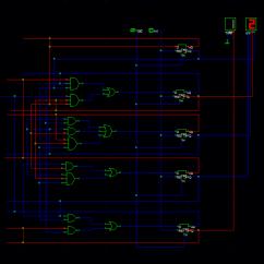 Digital Clock Circuit Using 555 Timer Diagram Massey Ferguson 175 Parts 4026 Ic
