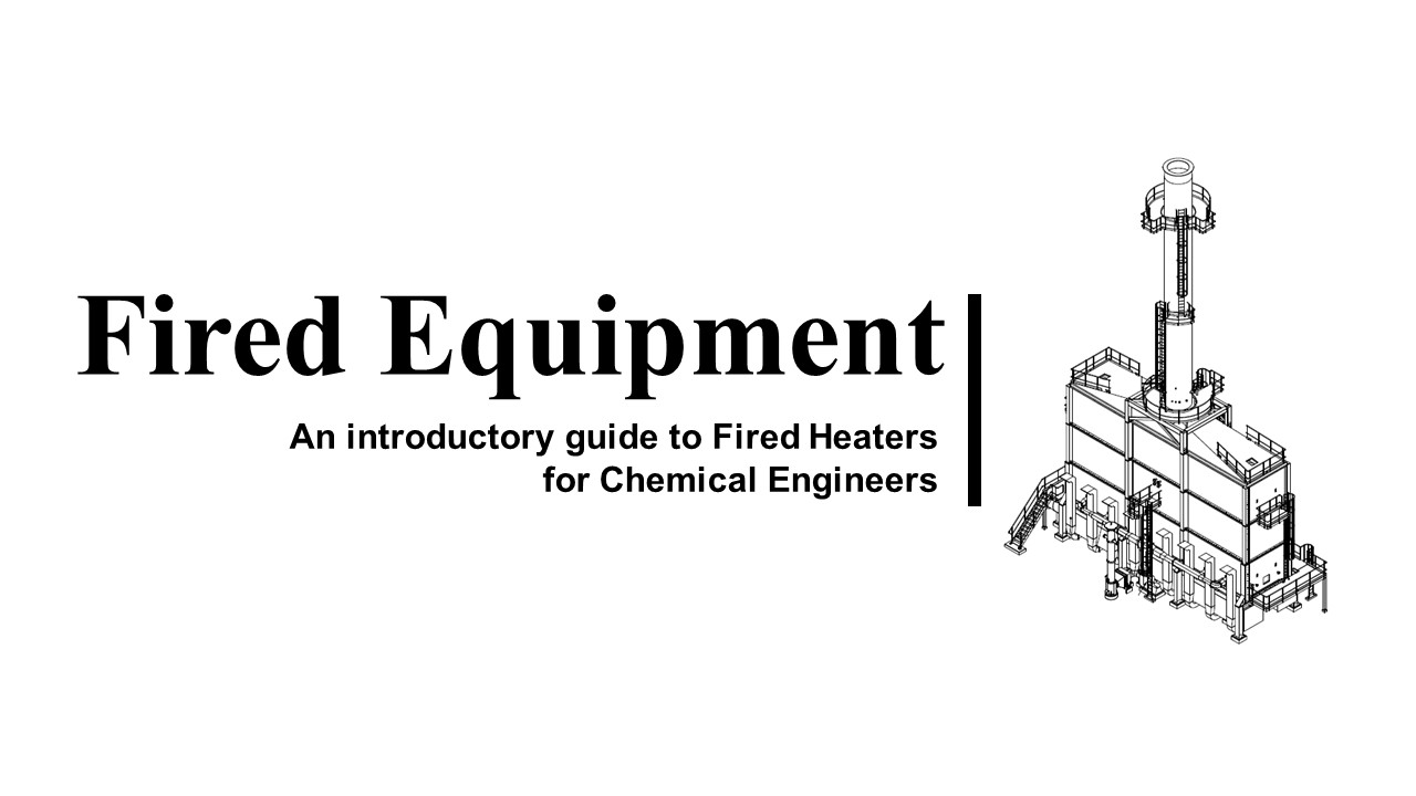 Fired Equipment Classification, governing Equations and