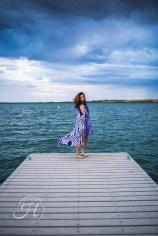 Idaho Lake Nature Senior Fashion Photographer (2)