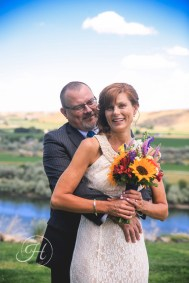 Idaho Wedding Photography Fox Canyon Vineyards Couple