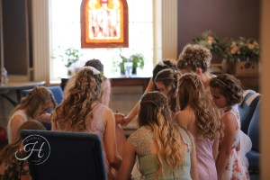 wedding photography praying boise idaho