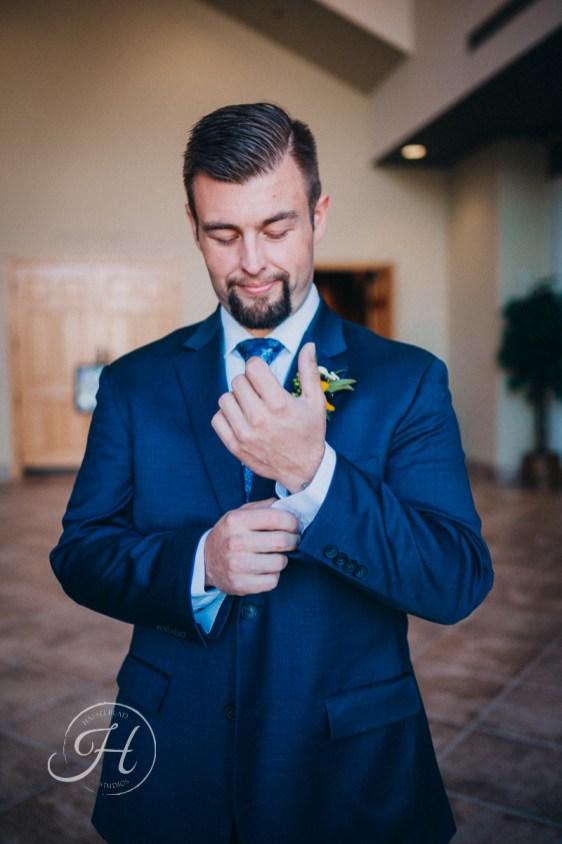 wedding photography Meridian Idaho Valley Shepherd Nazarene Groom