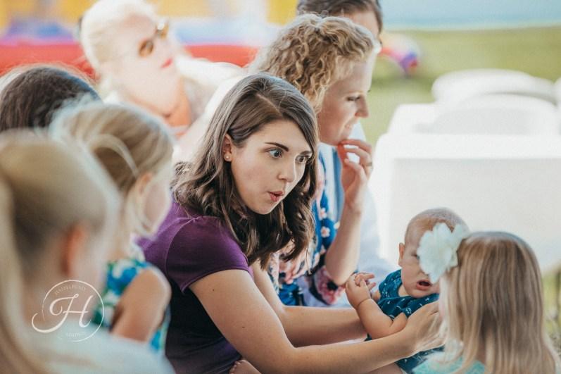 wedding photography Meridian Idaho Valley Shepherd Church guest reactions