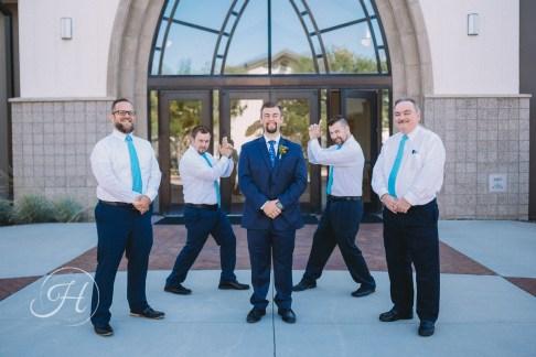 wedding photography Meridian Idaho Groomsmen poses