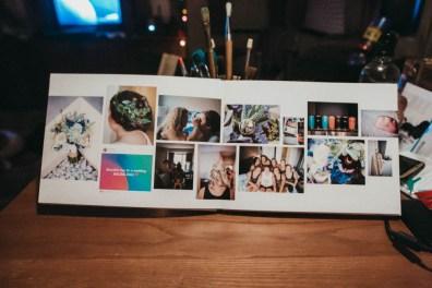 Satin Affordable Wedding Album Custom Design-9752