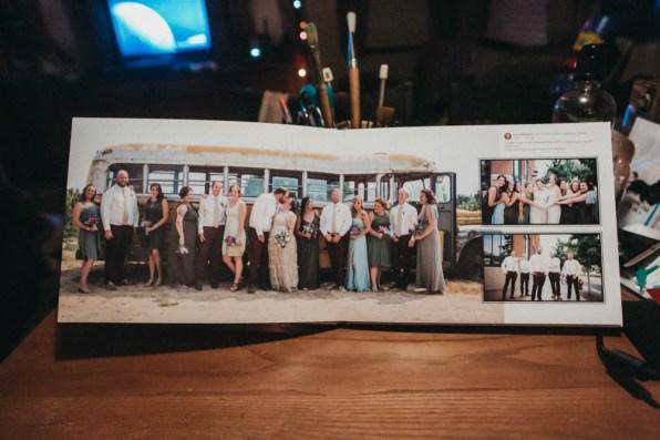 Satin Affordable Wedding Album Custom Design-9754