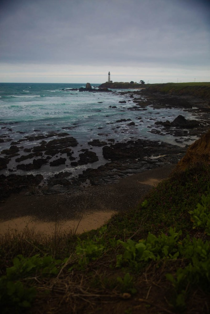Pigeon Point lighthouse california coastline Los Angeles headshot photographer
