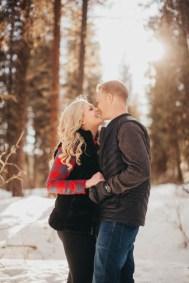Sam and Luke Mountain Engagement Pictures Boise Idaho City-16