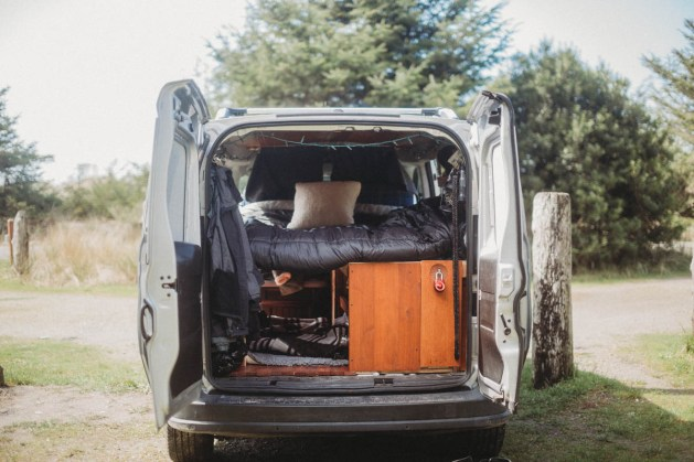 Dodge Ram Promaster Van Conversion with Instructions