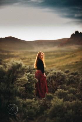 Hannah the Scottish Princess Fashion Photography Los Angeles-395