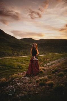 Hannah the Scottish Princess Fashion Photography Los Angeles-582