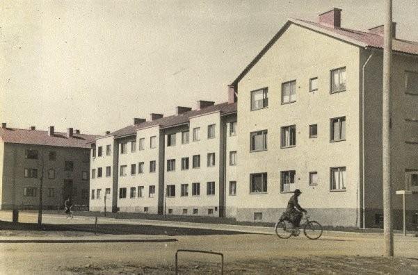 Atlasgatan 1941
