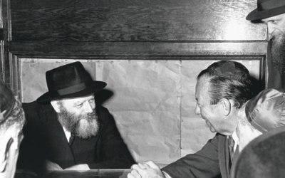 Les cinq surprenants conseils du Rabbi de Loubavitch