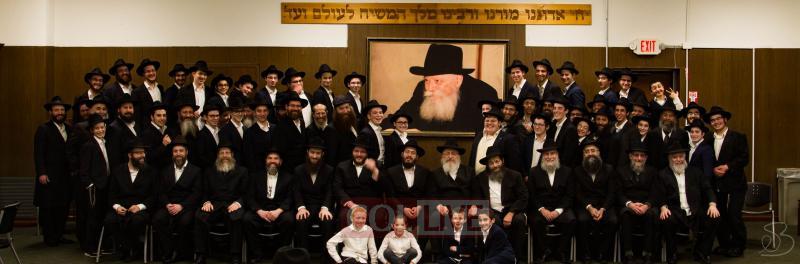 États-Unis : Chabbat plein «pères et fils» à la Yéchiva Habad de Cincinnati