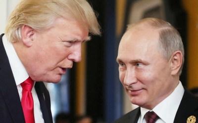 Donald Trump sur Fox-News : «Poutine croit beaucoup en Israël.Il est fan de Bibi!»