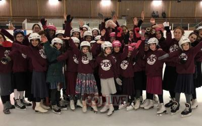 Une colonie de vacances d'hiver a été organisée en Suède pour les enfants de Chlou'him d'Europe