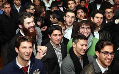Les étudiants d'universités du monde entier de plus en plus attirés par la philosophie Habad