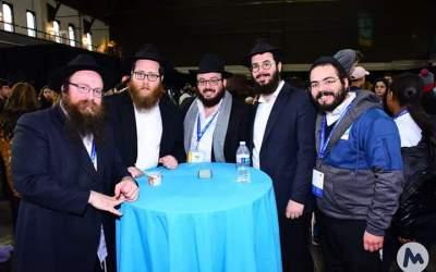 EN IMAGES. Les français à New York, au grand rassemblement de CTEEN, l'organisation Habad des adolescents juifs