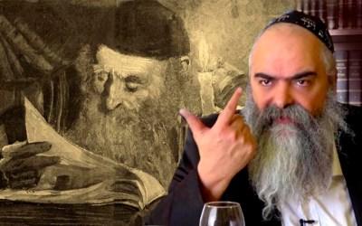 "Texte & audio : ""Rachi, Rachbi, le Rabbi Rachab et le Rabbi""  par le Rav Yaakov Abergel"