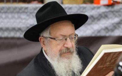 Communiqué de cacherout du Rav Avraham Barou'h Pevzner