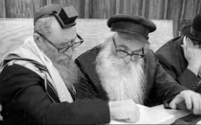 Ce Chabbat marque le 40ème Yortsaït du Rav David Okunov, brutalement abattu en 1979, alors qu'il se rendait au 770