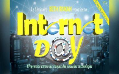 """""""Internet day"""" au Séminaire de Beth Rivkah (Yerres)"""