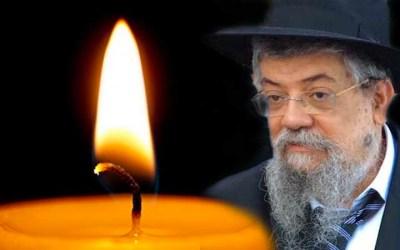 Barouh Dayan Haemet : Chalom Dovber a'h Levy (de Strasbourg) a quitté ce monde le 2 Tevet 5780