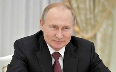 Le président russe Vladimir Poutine a gracié Naama Issachar