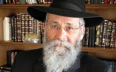 Le Chalia'h en Floride, Rav Chalom Ber Lipskar, de la synagogue de Bal Harbour, a été infecté par le coronavirus