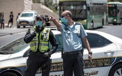 Israel : Succès du reconfinement avec 630 nouveaux cas de coronavirus quotidien