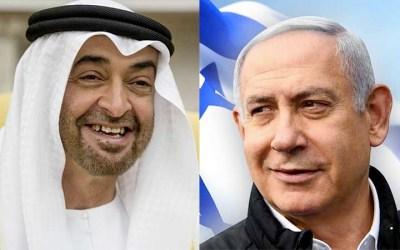 Révélation :  Netanyahou a secrètement rencontré le président des Émirats arabes : «Je rencontre beaucoup de dirigeants du monde arabe, plus que vous ne le pensez»
