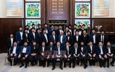 EN IMAGES : La convention 2021 des émissaires du Rabbi en Russie
