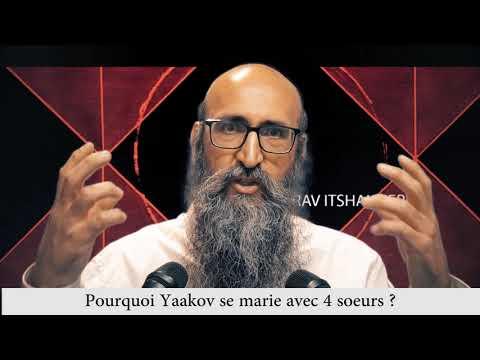 CARRÉ ET ROND 4 – Pourquoi Yaakov se marie avec quatre sœurs ? – Rav Its'hak Peretz