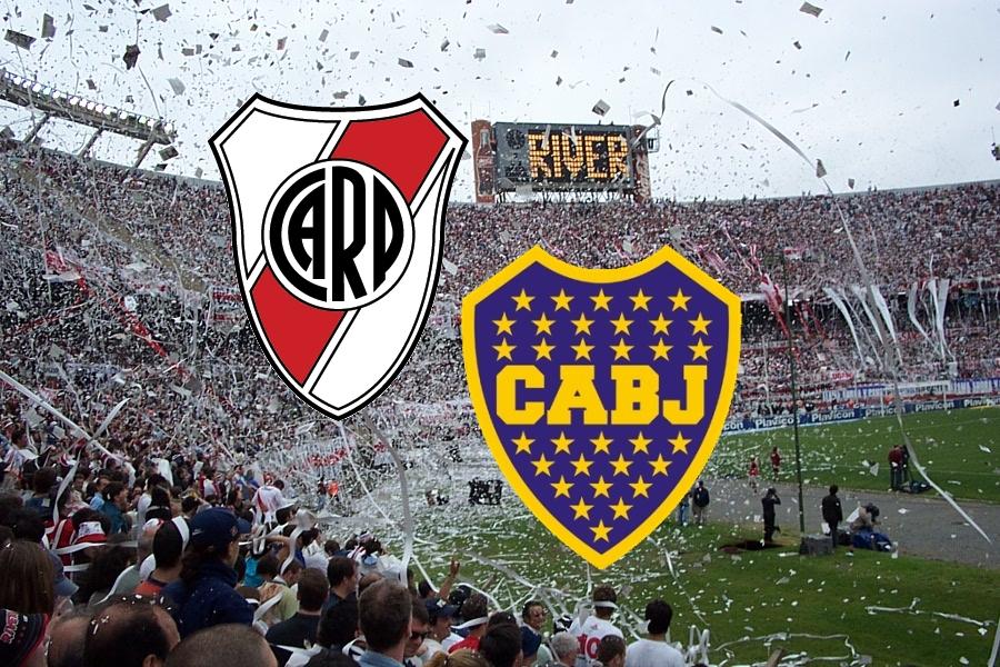 Image result for River Plate - Boca Juniors