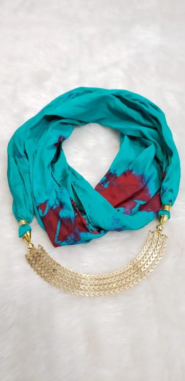Desinger colorful Scarf