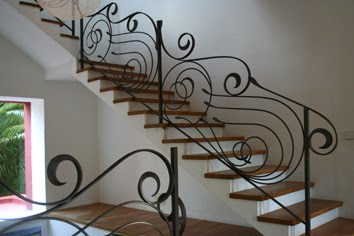 railing tangga serang  Hasta Karya
