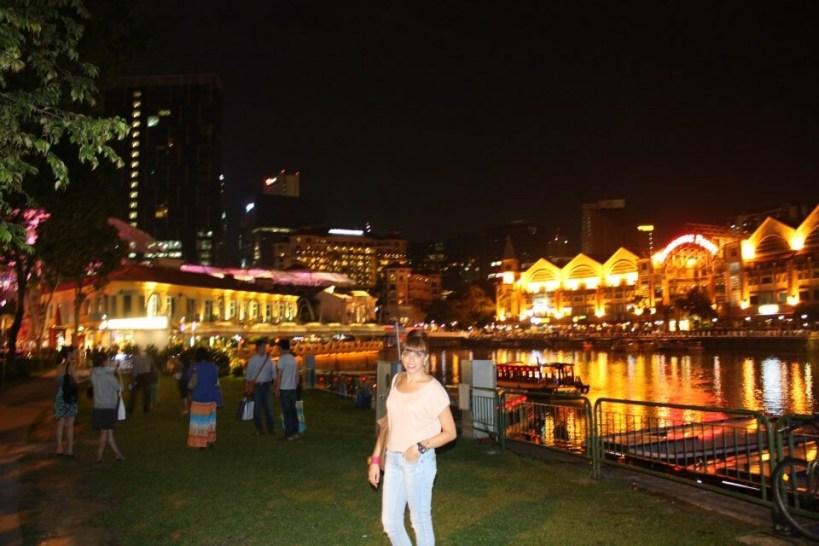 Mi experiencia viviendo en Singapur