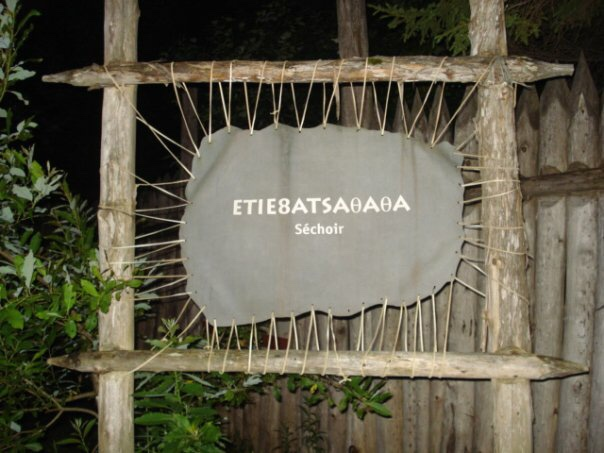 WENDAKE: Reserva de Indios Hurones