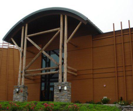 Hôtel Premières Nations en Wendake – Canadá