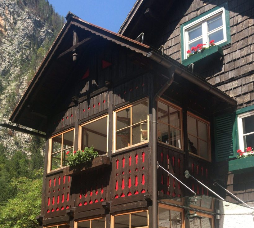B&B Haus Hemetzberger en Hallstatt – Austria